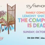 Pre-Halloween Fun and $6 Tickets for the St. Louis Symphony Orchestra's Family Concert!