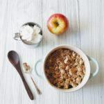 Apple and Oats- A Healthy Crumble
