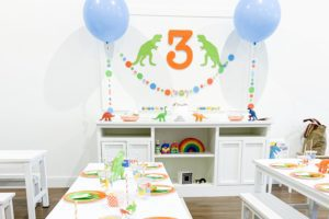 Play Street Birthday DIY