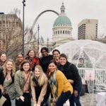 Winterfest in the Lou: We Igloo'd and You Should Too