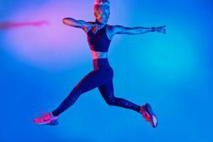 Amy Lescher becomes her best self through fitness