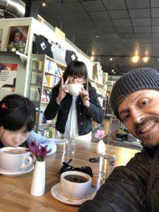 Entrepreneur, Ivan Garcia, and his two girls