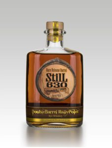 Double Barrel RallyPoint Whiskey at Still 630 Distillery