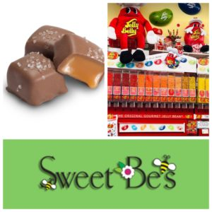 a sample of sweet treats you can get at Sweet Be's