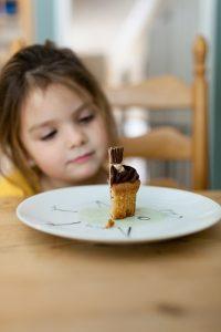 Solve Dessert Problems with Child