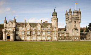 a British castle called Balmoral Castle