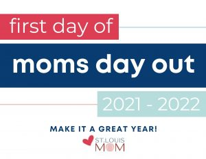 First Day of School - Moms Day Out