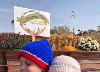 Scenes from Heritage Farms